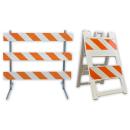 PLASTICADE Barricades