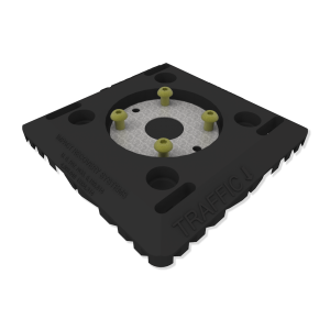 """8""""x8"""" Surface Mount Quick Release Base"""