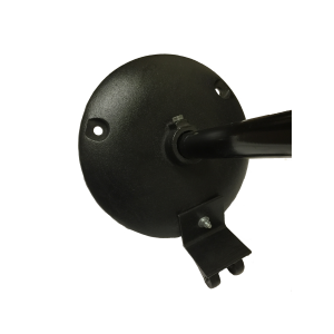 """Wheel Attachment for 48"""" Metal Sign Stand on Base"""
