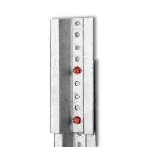 Nucor Marion LAP-SPLICE U-channel Breakaway System with Post